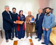 ÇAM SAKıZı - 'Yeşilyurt Gurbet Değil' Projesiyle 500 Aile Ziyaret Edildi