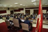 MAHMUT ÇELIKCAN - Yüreğir Belediye Meclisi Terörü Kınadı