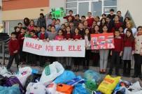 DİN KÜLTÜRÜ - Yüreklerini Halep İçin Birleştirdiler