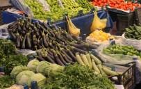 OCAKLAR - Zam Şampiyonu Patlıcan Oldu