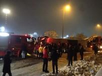 OTOBÜS ŞOFÖRÜ - 3 Kişinin Öldüğü Otobüs Kazası Kamerada