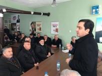 KENDIRLI - AK Parti Ve CHP Referandum Alan Çalışmalarına Başladı