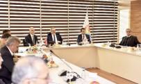 JANDARMA KARAKOLU - Antalya OSB'nin 2017 Yılı Bütçesi Belirlendi