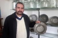 KAR MASKESİ - Antikacıdaki 50 Bin TL'lik Soygun Kameraya Yansıdı