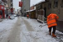ARTVİN BELEDİYESİ - Artvin'de Karla Mücadele Çalışmaları