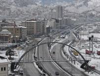 ENGELLİ PERSONEL - Artvin, Giresun ve Trabzon' daki engelli ve hamile kamu personeline kar tatili
