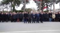 GARNIZON KOMUTANLıĞı - Atatürk'ün Silifke'ye Gelişinin 92. Yıl Dönümü Kutlandı