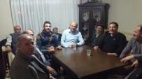 MEHMET CEYLAN - Bakan Işık, Tekirdağ'da Hemşerileriyle Hasret Giderdi
