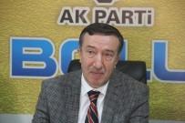 Bilim Sanayi Ve Teknoloji Bakan Yardımcısı Hasan Ali Çelik Açıklaması