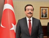 CUMALI ATILLA - Büyükşehir Belediye Başkanı Atilla GABB Başkanı Oldu