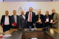 TAŞDELEN - Çankaya Belediyesi Emekçilerini Unutmuyor