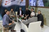 TURGAY BAŞYAYLA - Çankırı Standında Turgay Başyayla İzdihamı