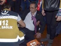 CHP - Bülent Tezcan'a düzenlenen silahlı saldırı