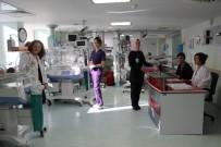 MUSTAFA KARADENİZ - Çocuk Hastanesinde Yenidoğan Kuvöz Sayısı Artırıldı