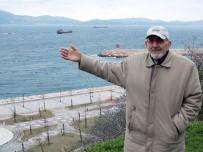 MARMARA BÖLGESI - Deprem Uzmanı Prof. Dr. Kaynak Açıklaması 'Bandırma 10 Tane Katil Fay Tarafından Çevrilmiş Durumda'