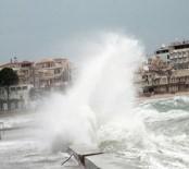 SOBA ZEHİRLENMESİ - Doğu Akdeniz'de Don Ve Fırtına Uyarısı