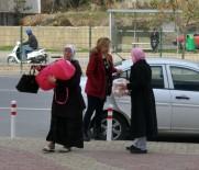 BAŞKENT ÜNIVERSITESI - FETÖ'den Aranan Kadın Doğum Yaptığı Hastanede Gözaltına Alındı