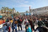 ATIF YILMAZ - Forum Mersin'de Kar Etkinliği