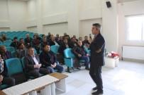 SU BASKINI - Hatay'da TARSİM Bilgilendirme Toplantıları Yapıldı