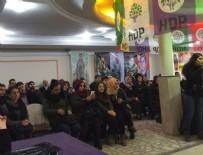 HDP'lilerden teröristlerle 'Hayır' kampanyası