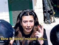 IŞIN KARACA - Işın Karaca evinden oldu