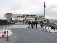 DURUŞMA SALONU - İzmir'de 270 Sanıklı İlk FETÖ Davası Başladı