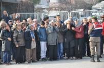 ŞEHİT UZMAN ÇAVUŞ - İzmir El Bab Şehidini Uğurladı