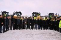 SÜLEYMAN TAPSıZ - Karaman'da İl Özel İdaresine Alınan Yeni Araçlar Törenle Hizmete Başladı