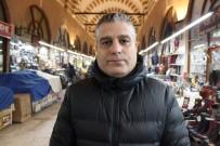 KÜÇÜK ESNAF - Kardak Krizi Edirne'ye Gelen Yunanistanlı Ziyaretçileri Etkilemedi