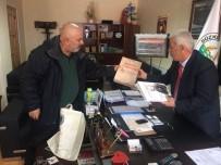 ALTıNOK ÖZ - Kartal Belediyesi Trabzonlu Minik Yürekleri Isıttı