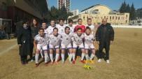 KIREÇBURNU - Kdz. Ereğli Belediyespor Bayan Futbol Takımı 5 Golle 3 Puana Ulaştı
