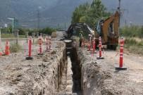 Konya'ya 2016 Yılında Bin 427 Kilometre  Su Ve Kanalizasyon Şebekesi Yapıldı