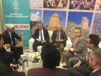 HAKKARİ VALİSİ - KTO, EMITT Fuarında Kayseri Standına Katkı Sağladı