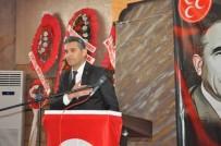 PAYAS - MHP Payas İlçe Başkanı Akyürek Güven Tazeledi