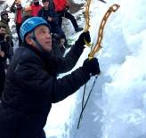 ERZURUM VALISI - Milletvekili Ilıcalı,  Buz Festivaline Sıcaklık Kattı