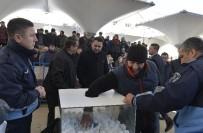 KURA ÇEKİMİ - Muratpaşa'da 850 Pazarcı Esnaf Kura Çekti