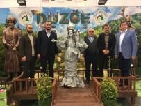 TÜYAP - MÜSİAD Düzce Yönetimi EMİT Fuarını Gezdi