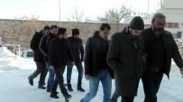 Nevşehir'de Bylock'tan 5 Asker İle 1 Polis Adliyeye Sevk Edildi