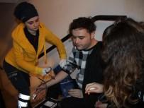İSTANBUL YOLU - Öğrencilerin İçinde Olduğu Asansör 9. Kattan Zemine Çakıldı