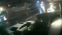 ÇALINTI ARAÇ - Oto hırsızlık çetesi kamerada