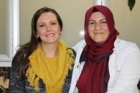 SOSYAL BILGILER - Müslüman Olan Kolombiyalı Milena Açıklaması 'Kendimi Çok İyi Hissediyorum'