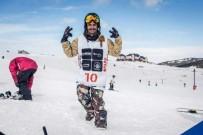 KAR MOTOSİKLETİ - (ÖZEL HABER) Uludağ'daki Kahraman Snowboardcu İHA'ya Konuştu Açıklaması