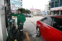 GAZYAĞı - Polisin Aradığı Araç Benzin Bile Alamayacak
