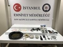 UYUŞTURUCU OPERASYONU - Sancaktepe'de Uyuşturucu Operasyonu
