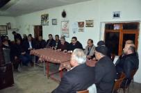 BEYOBASı - Sincan Belediye Başkanı Mustafa Tuna Mahalle Ziyaretlerine Devam Ediyor