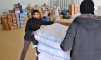 SUR BELEDİYESİ - Sur Belediyesinden Halep'e Yardım
