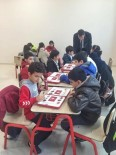STRATEJİ OYUNU - TED'li Öğrenciler Zeka Ve Strateji Oyunu Mangalayı Öğreniyor