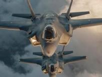 SAVAŞ UÇAĞI - Trump'tan F-35 açıklaması