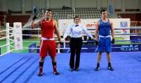 VEFA SALMAN - Türkiye Genç Erkekler Boks Şampiyonası