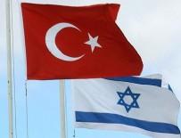 MAVİ MARMARA - Türkiye-İsrail arasında ilk siyasi istişareler yapılacak